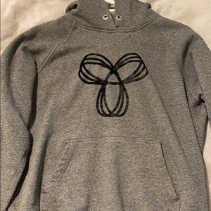 Grey TNA sweater